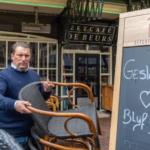 Eetcafé sluit terras alweer na week: 'Is niet te doen'
